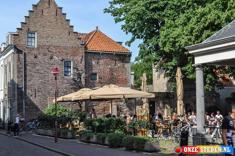 De Sint Janstraat in Middelburg