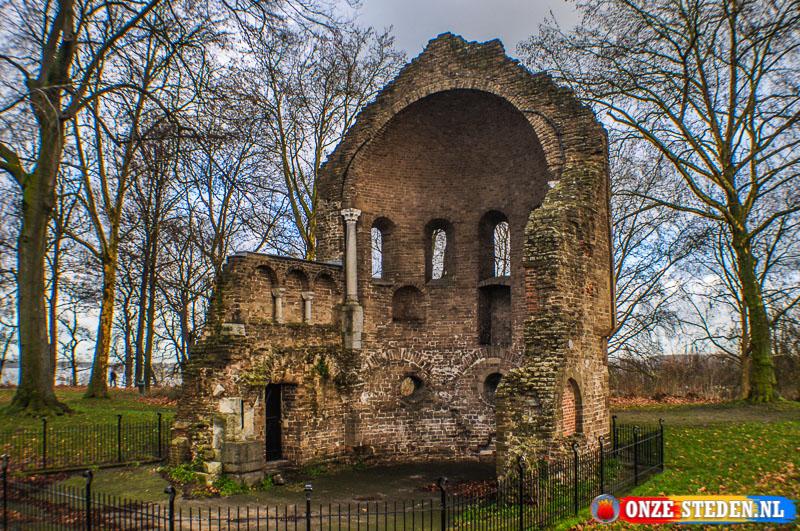De Barbarossa Ruïne in Nijmegen