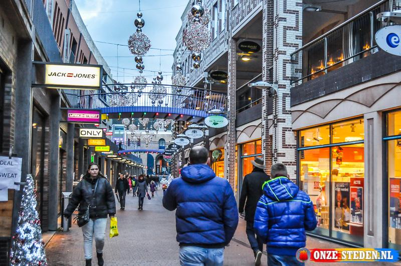 De Marikenstraat in Nijmegen