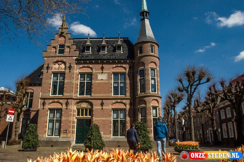 De Voorstraat in Noordwijk (Noordwijk-Binnen)