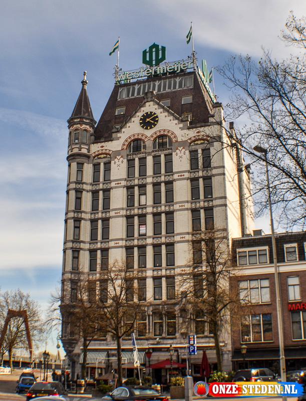 De Eerste Wolkenkrabber van Rotterdam