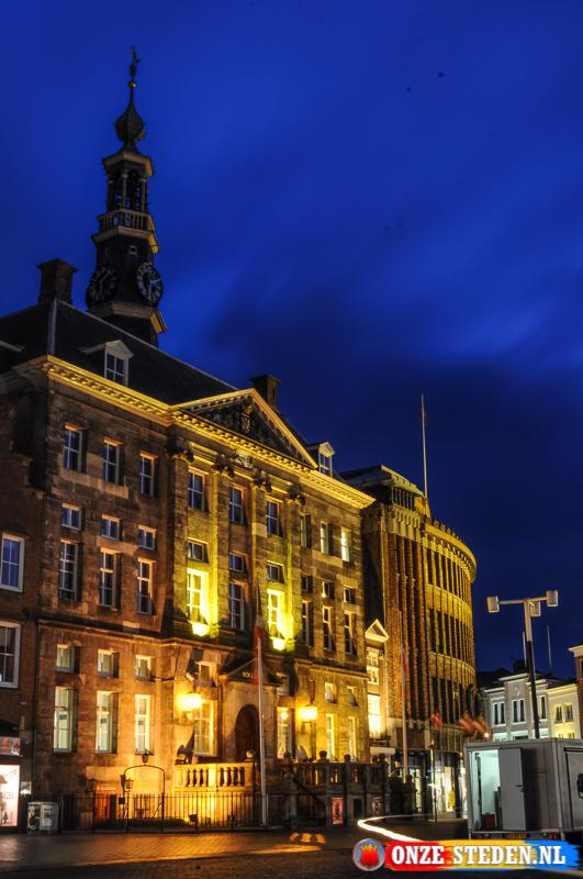 Het Stadhuis van