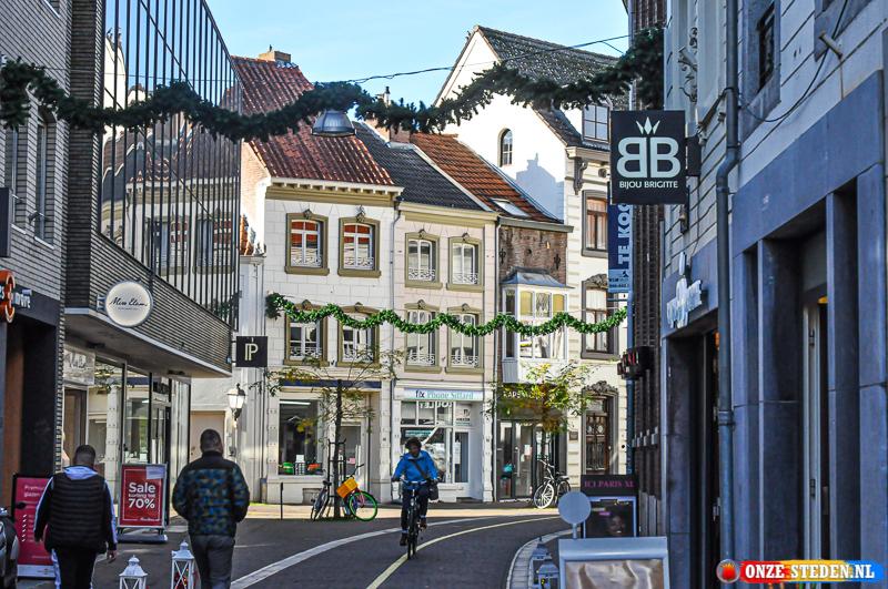 Limbrichterstraat in Sittard