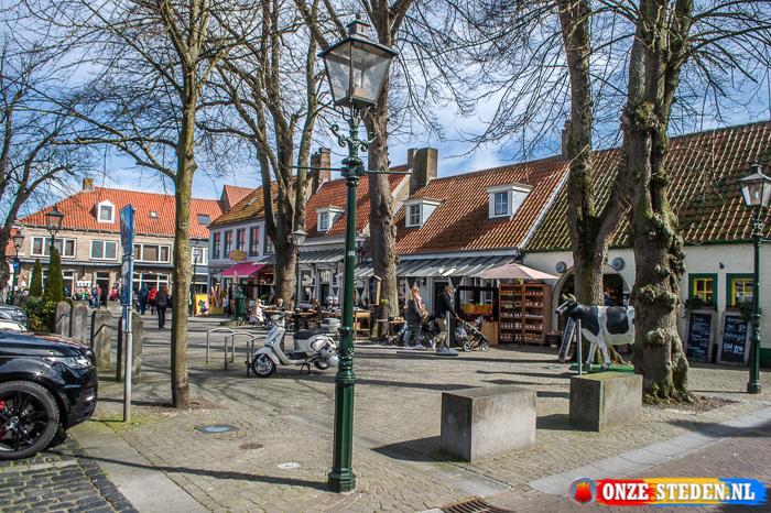 De Beestenmarkt in Sluis