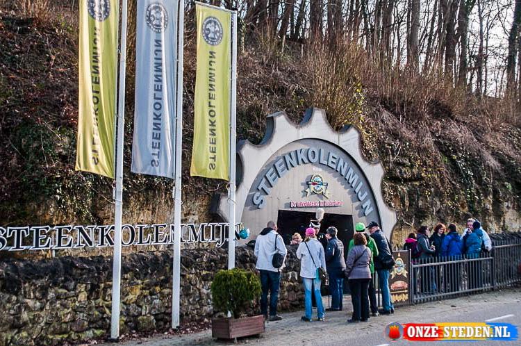 De Steenkolenmijn in Valkenburg