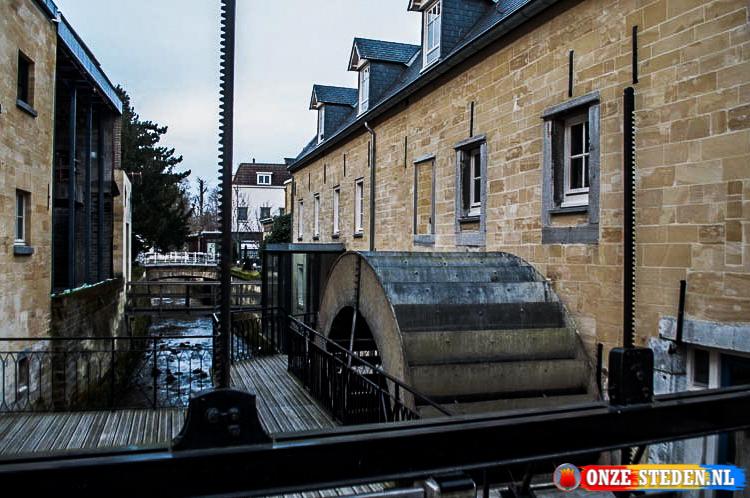 De Oude Watermolen in Valkenburg