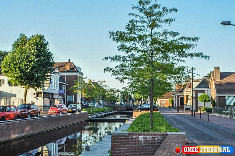 De Blankensteinkade in Veendam