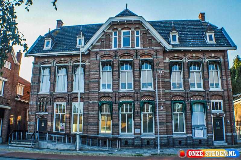 Het Benenden Oosterdiep in Veendam