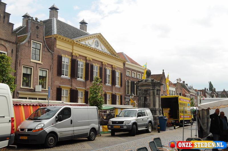 De Voorstraat (56) in Vianen