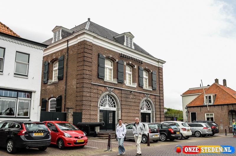 Het Arsenaal van Willemstad