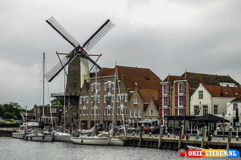 De Benedekade in Willemstad