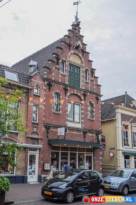 De Rijnstraat (44) in Woerden