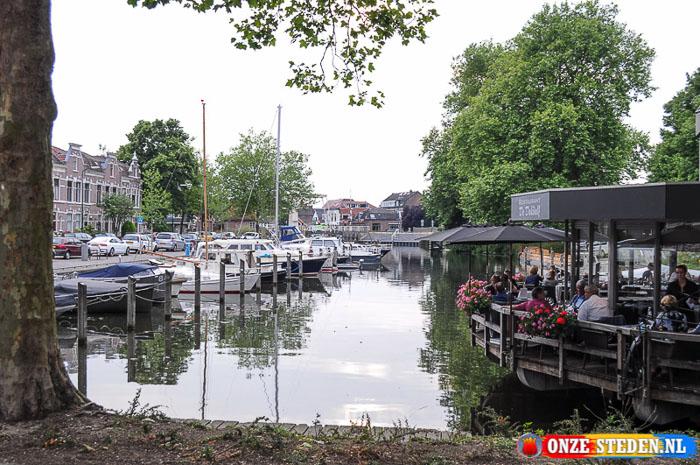 De Meulmansweg in Woerden
