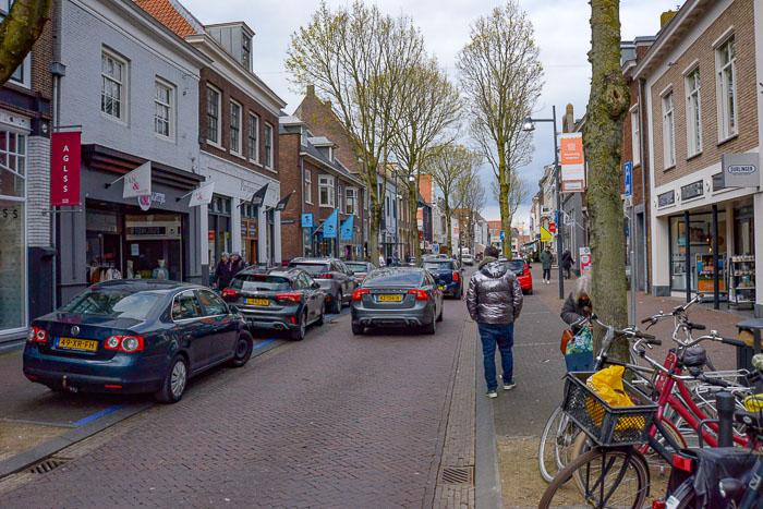 De Waterstraat in Zaltbommel