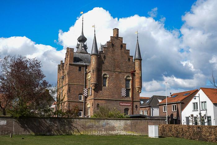 Het Stadskasteel van Zaltbommel