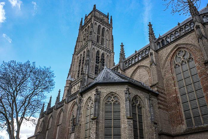 De Gasthuisstraat in Zaltbommel
