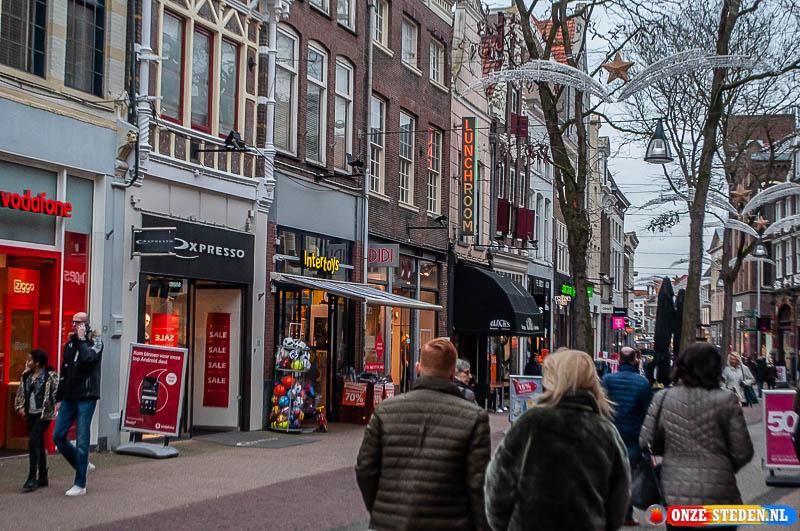De Diezerstraat in Zwolle