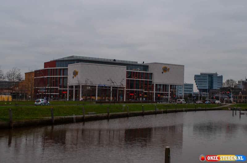 Bioscoop in Zwolle aan de Pannekoekendijk