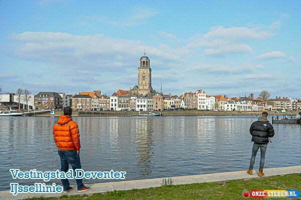 Vestingstad Deventer, stad aan de IJssellinie