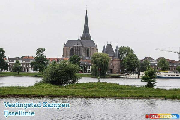 Kampen, vestingstad aan de IJssellinie