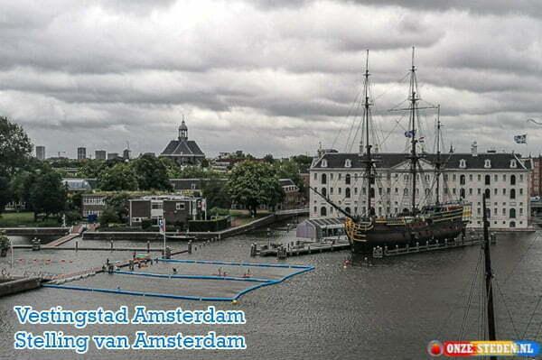 Amsterdam, Stelling van Amsterdam