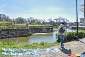Bergen op Zoom West Brabantse Waterlinie
