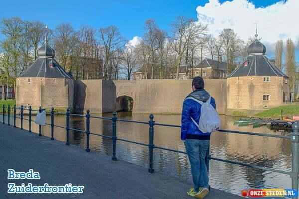Breda Zuidwaterlinie Zuiderfrontier